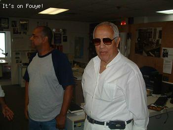 Carl Fombrun Antenne 88, Miami