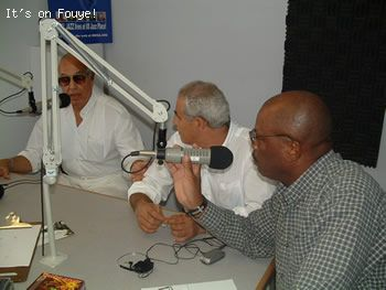 Georges Sami Saati Live With Titon And Carl Antenne 88, Miami