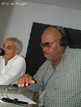 Georges Sami Saati And Weston Etienne Antenne 88, Miami