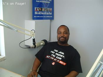 Jean Chardavoine Live Antenne 88, Miami