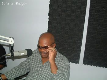 Weston Etienne Live Antenne 88, Miami