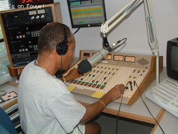 Emmanuel Ardouin Antenne 88, Miami