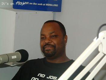 Jean Chardavoine On The Radio