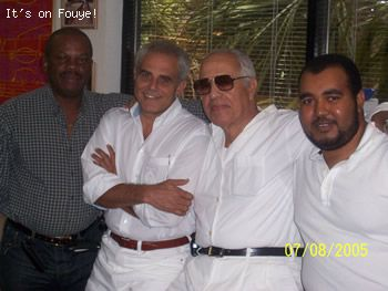 Titon, Georges, Carl, And Woodring Antenne 88, Miami