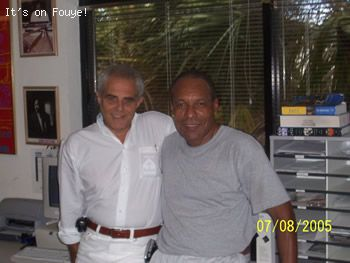 Georges Sami Saati, Emmanuel Ardouin Antenne 88, Miami