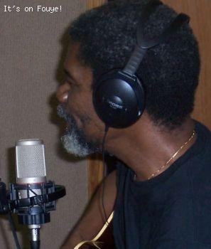 Manno Charlemagne Radio Interview, Antenne 88, Miami