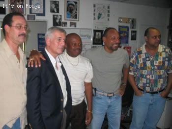 Charles Henry Baker, Weston Etienne, Emmanuel Ardouin, Francois Adrien