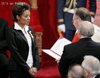 Michaelle Jean, Governor General