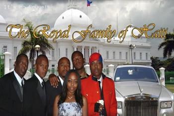 Won-G - The Royal Family of Haiti