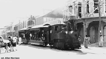 Haiti Railroads - Urban Rail Way, Haiti 1876