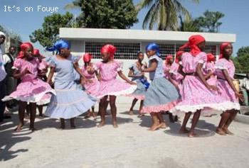Haitian Folktales - #GolfClub