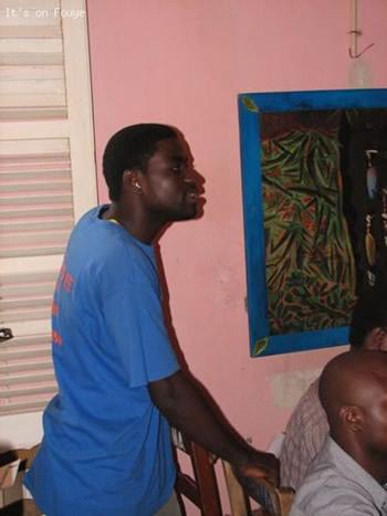 Haitian film festival