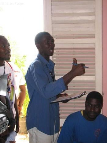 La presse Haitienne