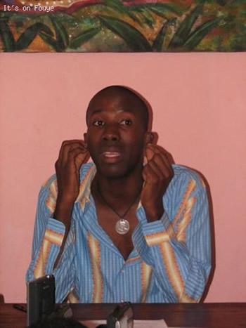 Belo in Jacmel