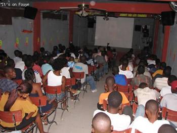 acropolis cinema jacmel haiti