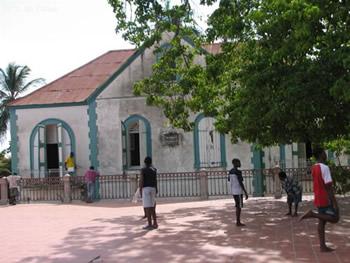 Manoir Alexandra, Jacmel Haiti
