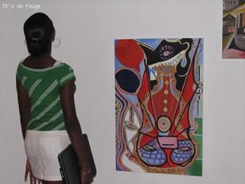 haiti peinture