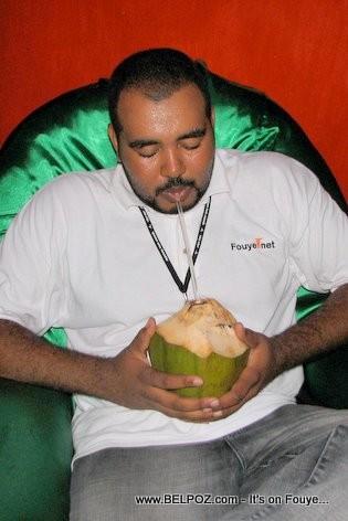 Coconut Rum Recipe