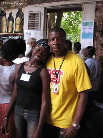 Pascal Antoine, haitiXchange