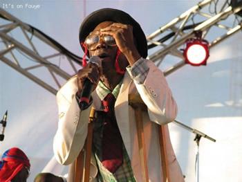 Pe Maximo, Haiti Comedian