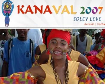 Haiti carnaval 2007