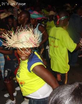 carnival in Haiti