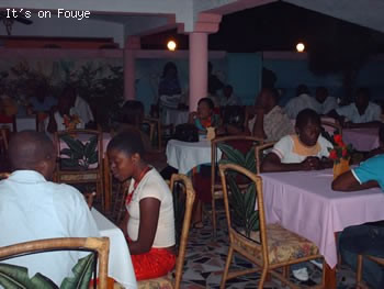 VDH Event in Jacmel Haiti