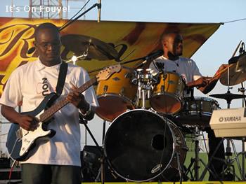 festival musique haitienne a saint domingue