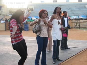festival de musique haitienne a saint domingue