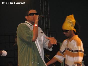 Santo Domingo Konpa Festival 2007