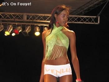 haitian model