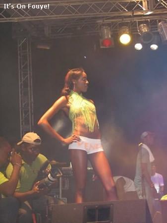 haitian supermodel