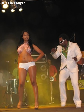haitian super model