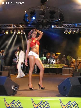 fashion show dominican republic