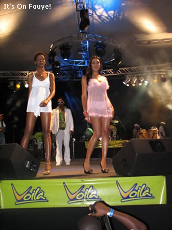 Haitian Dominican Fashion Show