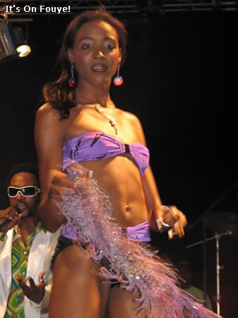 haiti fashion show