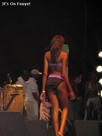 haitian fashion show