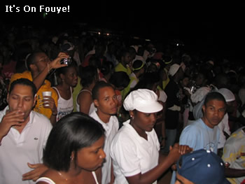 festival haitien saint domingue
