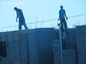 construction workers santo domingo