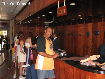 Hotel Barcelo Lina, Santo Domingo, Dominican Republic