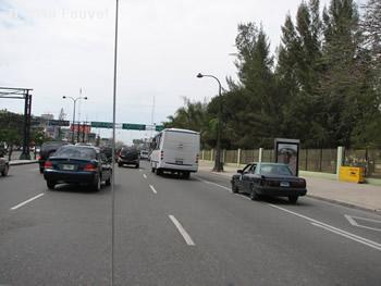 dominican republic roads