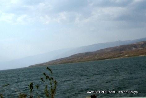 Lac Azuei, Haiti