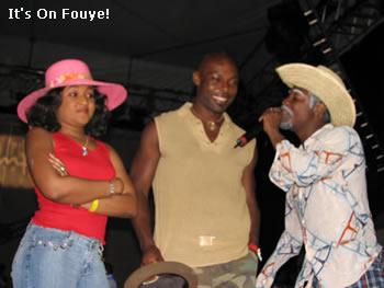 Jimmy Jean Louis, Nice Simon, Tonton Bicha, Konpa Festival