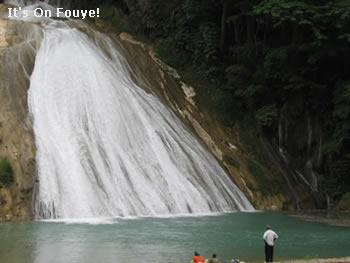 Bassin Zim Waterfall - Famous Waterfalls in Haiti