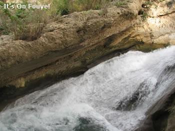 Bassin Zim Water Fall
