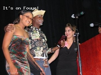 Tonton Bicha, Nice Simon, Soledad Foucault