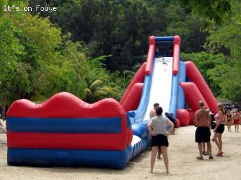 Labadee Water Slide