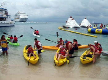 Labadee Kayak Adventure