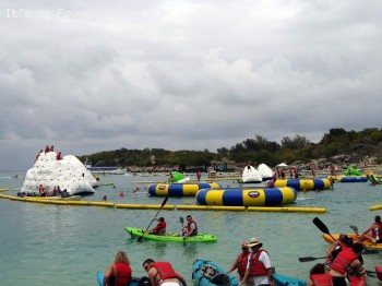 Labadee Haiti Aqua Park