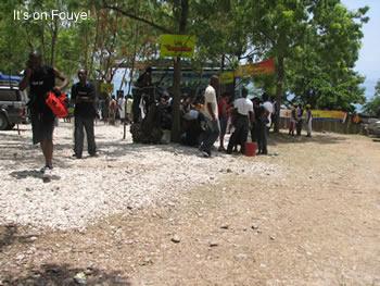 kaliko beach haiti